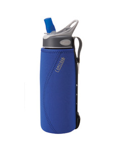 Insulated Bottle Carrier - Blue
