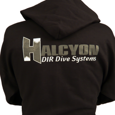 Halcyon Zippered Hoodie