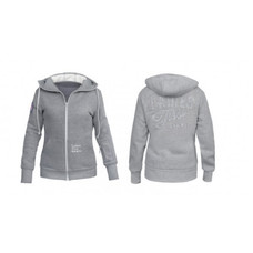 Santi Ladies First Grey Hoodie