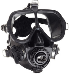 Full Face Mask w/ Q.D. and Bag