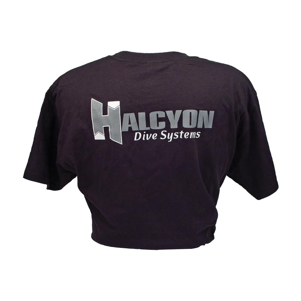 Black t shirt logo - Image 1