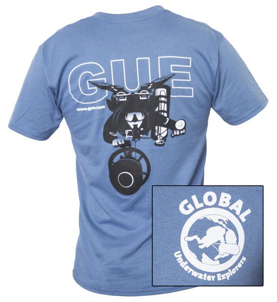 GUE Scooter Shirt - Back