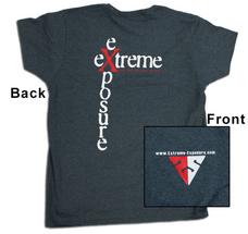 Extreme Exposure Logo Tee Shirt