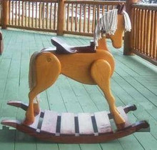 ROCKING HORSE Paper Patterns BUILD YOUR CHILDS ROCKER LIKE EXPERT Easy DIY Plans