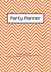 ORANGE 2 - Party Planner - Instant Download