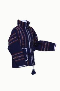 Warrior Jacket Blue