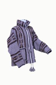 Warrior Jacket Grey