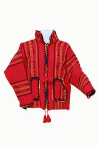 Warrior Jacket Red