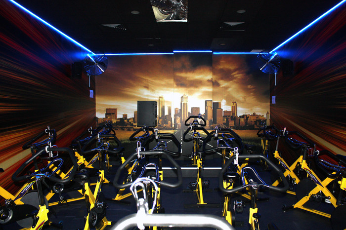 Fitness Studio Wall Graphics