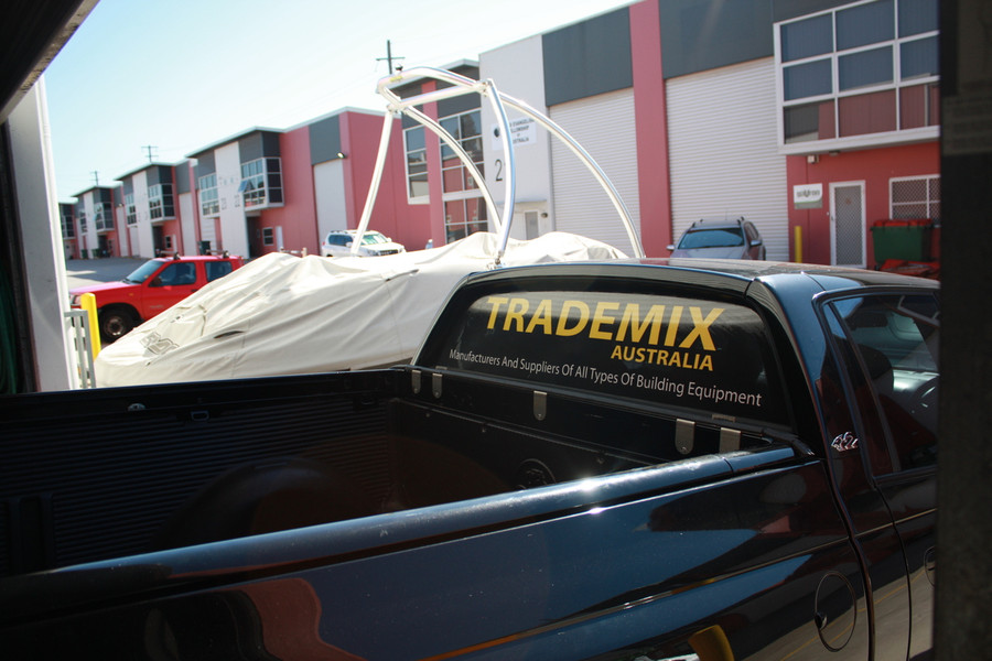 Trademix One Way Vision