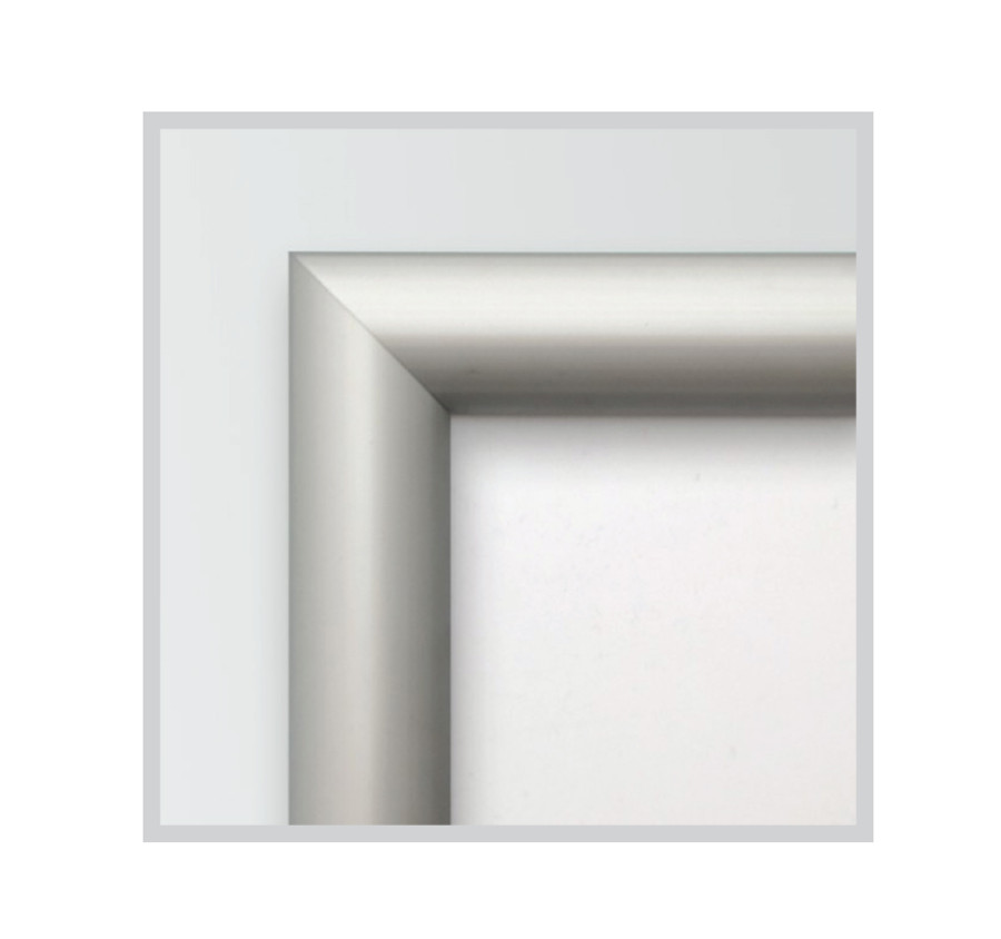 Point of Sale -   Aluminium Poster Snap Frame
