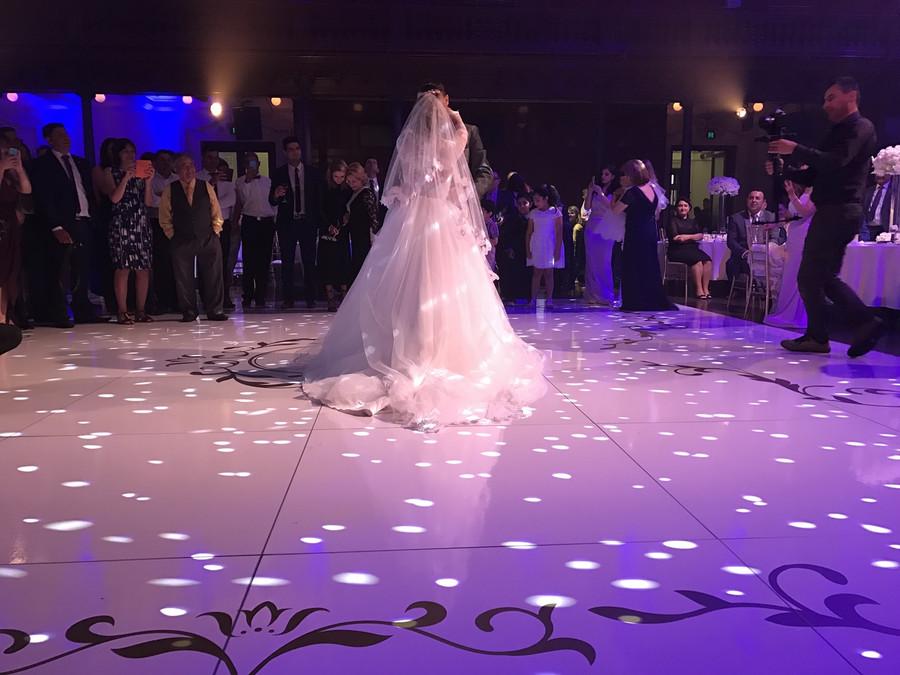 Wedding Floor Graphics