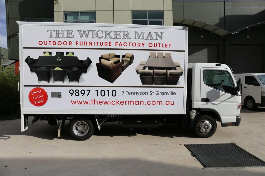 The Wickerman Truck