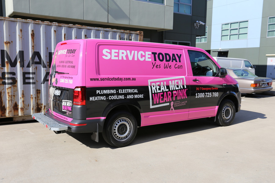Sydney Vehicle Graphics