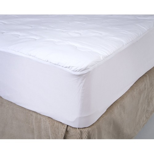Wet-Stop waterproof hypoallergenic mattress cover