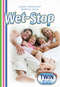 Wet-Stop waterproof hypoallergenic bedding amtress cover Twin size
