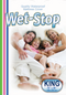 Wet-Stop waterproof hypoallergenic mattress cover King size
