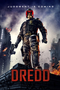 Dredd - UV HDX (Digital Code)