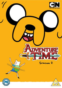 Adventure Time: Season 2 - UV HDX (Digital Code)