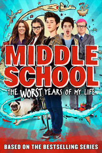 Middle School: The Worst Years of My Life - UV HDX (Digital Code)