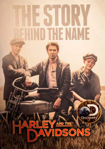 Harley and the Davidsons - UV HDX (Digital Code)