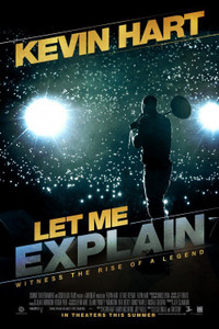 Kevin Hart: Let Me Explain - UV HDX (Digital Code)