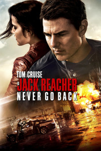 Jack Reacher: Never Go Back - UV HDX (Digital Code)
