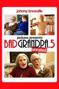 Bad Grandpa .5 Unrated - UV HDX (Digital Code)