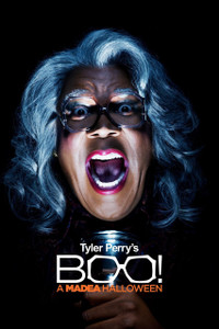 Boo! A Madea Halloween - UV HDX (Digital Code) - Please Read Description