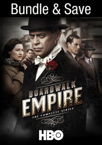 Boardwalk Empire: The Complete Series - iTunes HD (Digital Code)