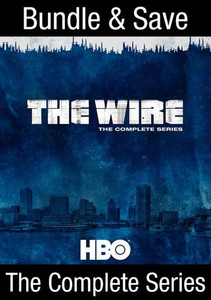 The Wire: The Complete Series - UV HDX (Digital Code)