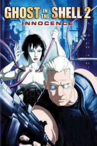 Ghost in the Shell 2: Innocence - UV HDX (Digital Code)