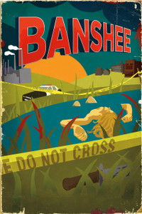 Banshee: Season 4 - iTunes HD (Digital Code)