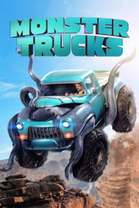 Monster Trucks - UV HDX (Digital Code) - Pre-Order (Please Read Description)