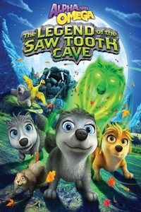 Alpha and Omega: The Legend of the Saw Tooth Cave - UV SD (Digital Code)