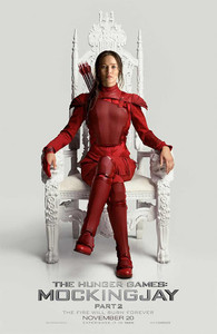 The Hunger Games: Mockingjay Part 2 - UV HDX (Digital Code)