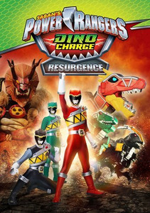 Power Rangers: Dino Charge Resurrgence - UV SD (Digital Code)