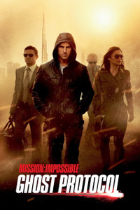 Mission Impossible: Ghost Protocol - UV SD (Digital Code)