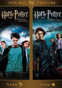 Harry Potter Year 3 and 4 - UV SD (Digital Code)