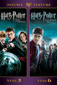 Harry Potter Year 5 and 6 - UV SD (Digital Code)