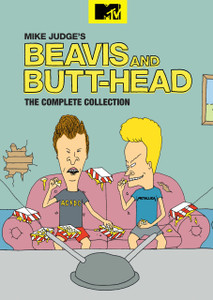 Beavis and Butthead: The Complete Series - UV SD (Digital Code)