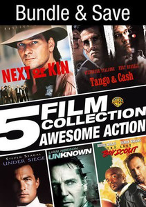 5 Film Collection: Awesome Action - UV SD (Digital Code)