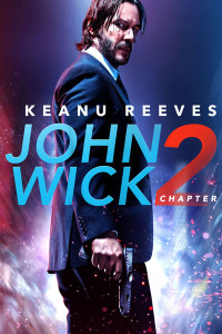 John Wick Chapter 2 - UV HDX (Digital Code)