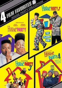 4 Film Favorites House Party Collection - UV SD (Digital Code)
