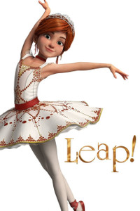 Leap! - UV HDX or iTunes HD (Digital Code) - EARLY RELEASE