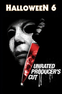 Halloween 6: The Curse of Michael Myers: Unrated Producer's Cut - UV HDX (Digital Code)