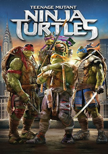 Teenage Mutant Ninja Turtles - UV HDX (Digital Code)