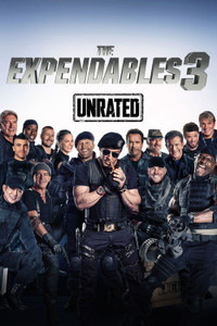 The Expendables 3 Unrated - UV HDX (Digital Code)