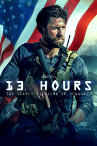 13 Hours - The Secret Soldiers of Benghazi - UV HDX (Digital Code)