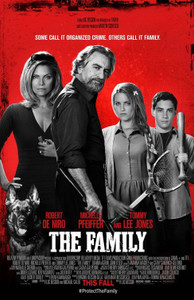 The Family - UV HDX (Digital Code)